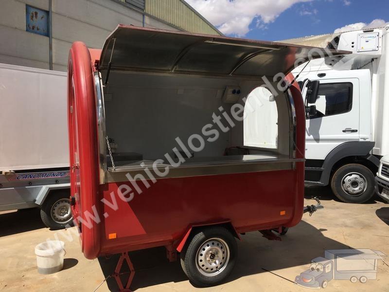 Remolque Food Truck (MINI-BAR)