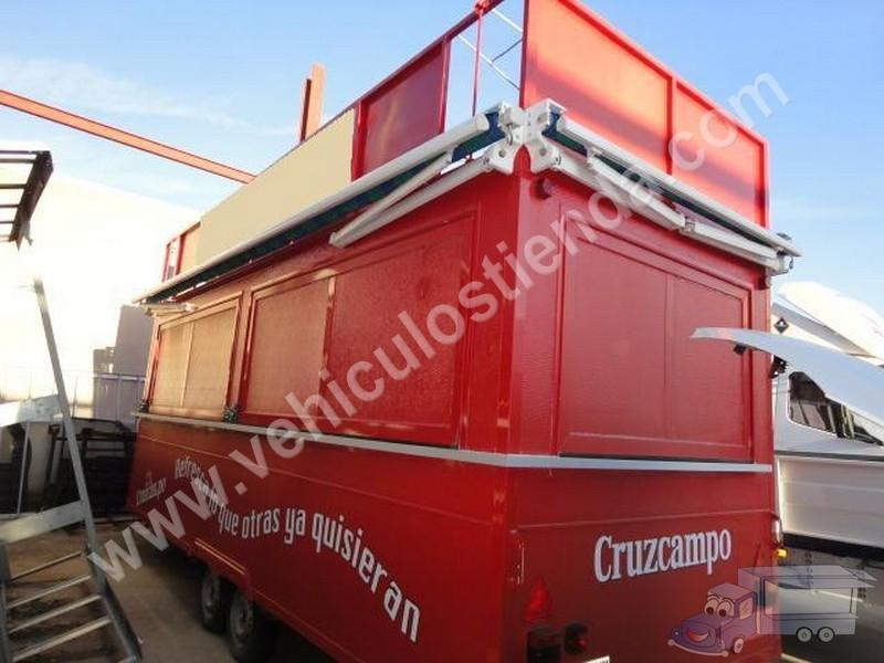Remolque Bar (Food Truck)
