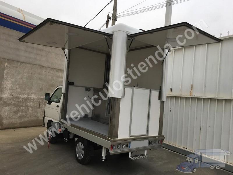 Porter Piaggio Food Truck